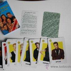 Barajas de cartas: BARAJA FOURNIER 90210 SENSACION DE VIVIR DE 1992. Lote 33090281