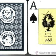 Barajas de cartas: CASINO RORAIMA - BARAJA POKER. Lote 33101323