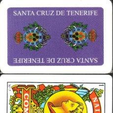 Barajas de cartas: SANTA CRUZ DE TENERIFE - BARAJA ESPAÑOLA 40 CARTAS. Lote 37718207