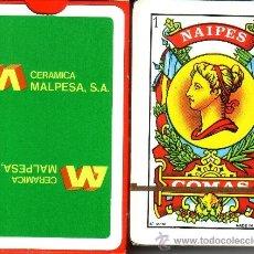 Barajas de cartas: CERÁMICA MALPESA - BARAJA ESPAÑOLA 40 CARTAS. Lote 33138966