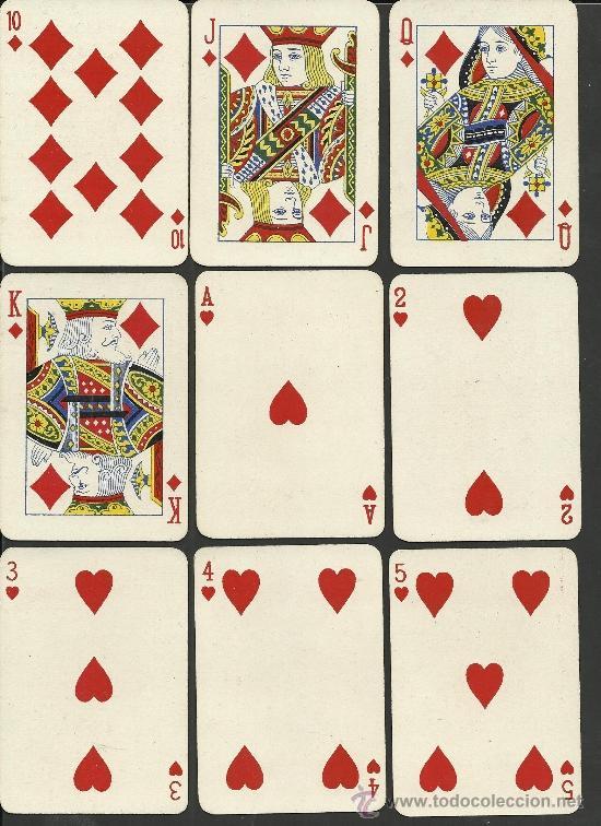 Barajas de cartas: BARAJA COMPLETA ANTIGUA 52 CARTAS + 2 COMOD. COMAS - PIRELLI CON CAJA -VER FOTOS ADIC.- (CR-117) - Foto 5 - 33190220