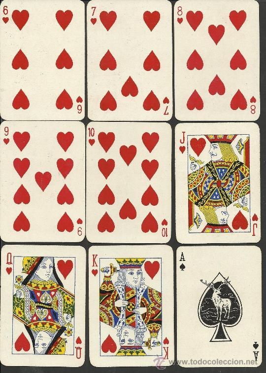Barajas de cartas: BARAJA COMPLETA ANTIGUA 52 CARTAS + 2 COMOD. COMAS - PIRELLI CON CAJA -VER FOTOS ADIC.- (CR-117) - Foto 6 - 33190220