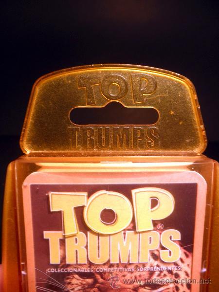 Barajas de cartas: BARAJA DE CARTAS * TOP TRUMPS DEPREDADORES * HASBRO * COMPLETO - Foto 6 - 33252470