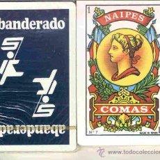 Barajas de cartas: ABANDERADO - BARAJA ESPAÑOLA DE 50 CARTAS. Lote 33315404