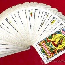 Barajas de cartas: BARAJA FOURNIER , CLASE OPACA, SELLO 1,25 PESETAS , 48 NAIPES , ORIGINAL , B. Lote 33335084
