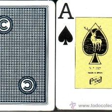Barajas de cartas: C - BARAJA POKER. Lote 33387720