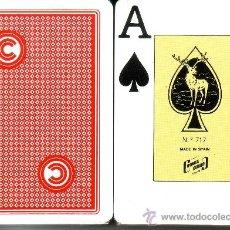 Barajas de cartas: C - BARAJA POKER. Lote 33387741