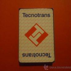 Barajas de cartas: BARAJA FOURNIER TECNOTRANS CAJA. Lote 33451172