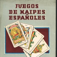 Barajas de cartas: JUEGOS DE NAIPES ESPAÑOLES - HIJOS DE HERACLIO FOURNIER - VOTORIA - 1942. Lote 33462715