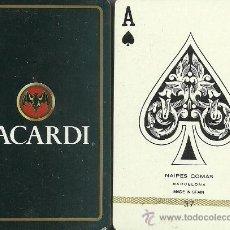 Barajas de cartas: BACARDI - BARAJA DE BRIDGE. Lote 33487614