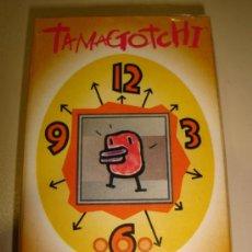 Barajas de cartas: BARAJA DE CARTAS DE TAMAGOTCHI. JUEGO DE NAIPES. 33 CARTAS. FOURNIER. SIN ABRIR. Lote 33606029