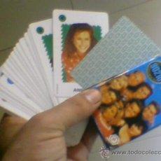 Barajas de cartas: BARAJA FOURNIER SENSACION DE VIVIR 90210 AÑOS 90. Lote 33628302