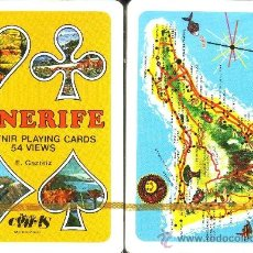 Barajas de cartas: TENERIFE - BARAJA DE POKER. Lote 33896298