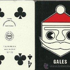 Jeux de cartes: GALES BARAJA POKER. Lote 34011449