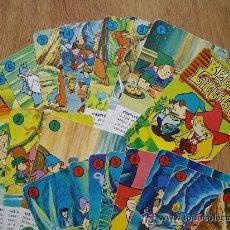 Barajas de cartas: IÑI 1 CARTA DE LA BARAJA DE CARTAS. BELFY Y LILLIBIT. PREGUNTE POR SUS FALTAS.PLAYING CARDS.. Lote 34169462