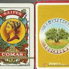 Barajas de cartas: ZZ - CUPROCOL - BARAJA ESPAÑOLA 40 CARTAS. Lote 34170372