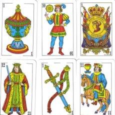 Barajas de cartas: BARAJA ESPAÑOLA UNIVERSAL-MODELO 003-AÑO 2000. Lote 34184417