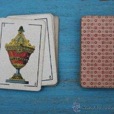 Barajas de cartas: ANTIGUA BARAJA DE CARTAS ESPAÑOLA - LILIPUT - HIJOS DE H. FOURNIER - VITORIA - 40 CARTAS COMPLETA . Lote 34225390