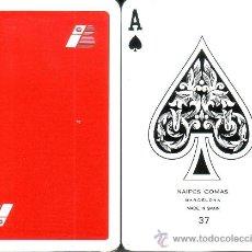 Barajas de cartas: IBERIA LINEAS AEREAS - BARAJA DE BRIDGE. Lote 34459573