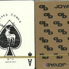 Barajas de cartas: JOYAS BARAJA DE POKER. Lote 34459672