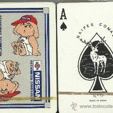 Barajas de cartas: NISSAN BARAJA POKER. Lote 34484947