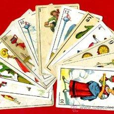 Barajas de cartas: LOTE 13 NAIPES DE BARAJA DE CARTAS , DIFERENTES BARAJAS , ORIGINALES, D. Lote 34658803