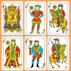 Barajas de cartas: BARAJA ESPAÑOLA UNIVERSAL DE MAESTROS NAIPEROS ESPAÑOLES, S.L. MODELO 003.. Lote 34861511