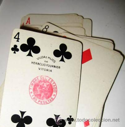 Barajas de cartas: BARAJAS DE CARTAS EN ESTUCHE.HERACLIO FOURNIER. ENVIO GRATIS¡¡¡ - Foto 3 - 34964157