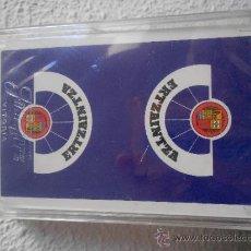 Barajas de cartas: BARAJA DE CARTAS DE LA ERTAINTZA . ESPAÑOLA. Lote 130147818