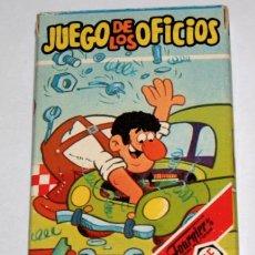 Barajas de cartas: BARAJA INFANTIL EL JUEGO DE LOS OFICIOS. Lote 138530730