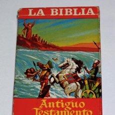 Barajas de cartas: BARAJA INFANTIL LA BIBLIA ( ANTIGUO TESTAMENTO). Lote 35020762