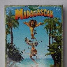 Barajas de cartas: BARAJA POKER MADAGASCAR. PRECINTADA. Lote 35097043