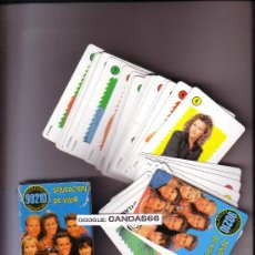 Barajas de cartas: CARTAS BARAJA SENSACION DE VIVIR 90210 FOURNIER . Lote 35289118