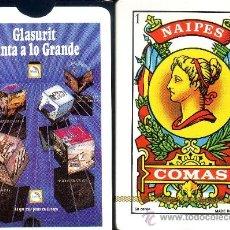 Barajas de cartas: GLASURIT PINTA A LO GRANDE - BARAJA ESPAÑOLA 50 CARTAS. Lote 35295888