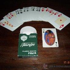 Barajas de cartas: BARAJA FRANCESA DE CAJAMDRID. Lote 35315189