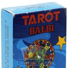 Barajas de cartas: TAROT BALBI. Lote 35489897