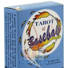 Barajas de cartas: TAROT OF BASEBALL. Lote 35489971