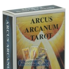 Barajas de cartas: ARCUS ARCANUM TAROT. Lote 35489996