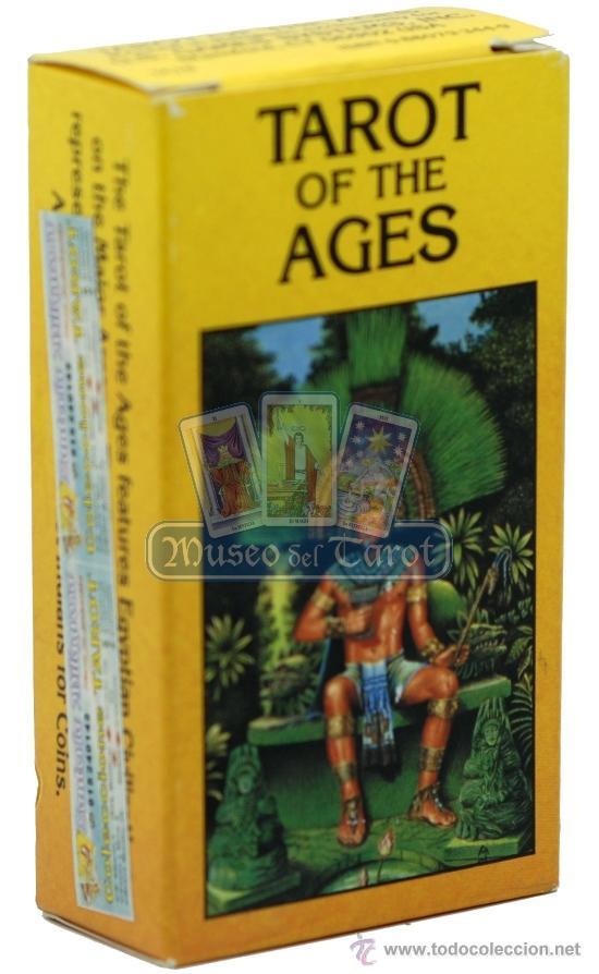 TAROT OF THE AGES (Juguetes y Juegos - Cartas y Naipes - Barajas Tarot)