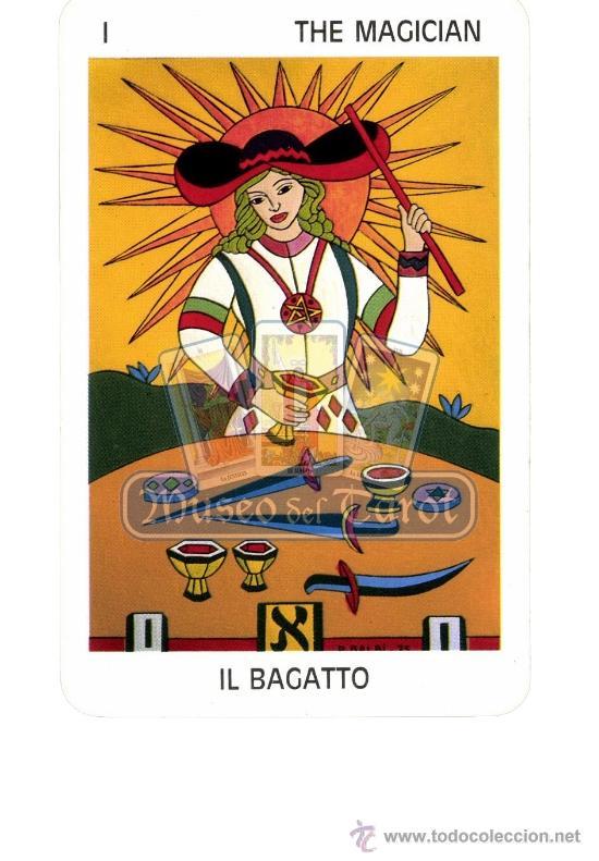 Barajas de cartas: Tarot Balbi - Foto 2 - 35489897