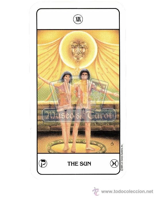 Barajas de cartas: Tarot Of The Ages - Foto 3 - 35490011