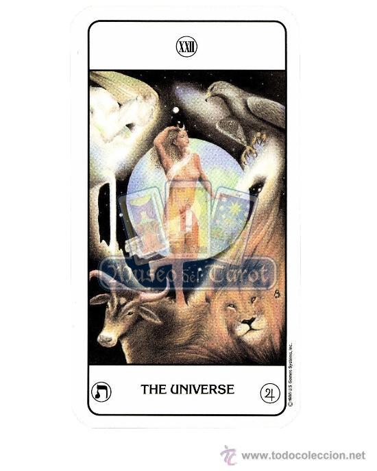 Barajas de cartas: Tarot Of The Ages - Foto 4 - 35490011