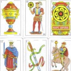Barajas de cartas: BARAJA ESPAÑOLA ANONIMA-AÑO 2000. Lote 85233107