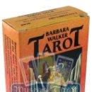 Barajas de cartas: BARBARA WALKER TAROT. Lote 35667174