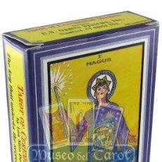 Barajas de cartas: TAROT OF CEREMONIAL MAGICK. Lote 35667331