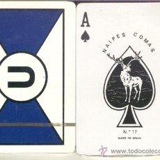 Barajas de cartas: U - BARAJA DE POKER. Lote 35673477