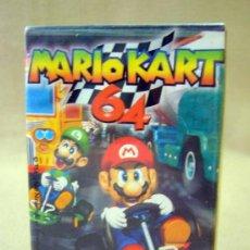 Barajas de cartas: BARAJA, BARAJA DE CARTAS, MARIOKART 64, NAIPES, FOURNIER, 1998. Lote 93676313