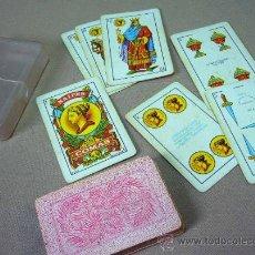Barajas de cartas: BARAJA , BARAJA DE CARTAS, 40 CARTAS, COMPLETA, COMAS. Lote 36273929