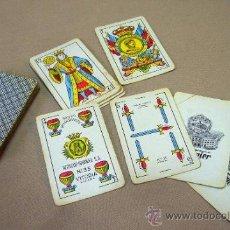 Barajas de cartas: BARAJA , BARAJA DE CARTAS, 50 CARTAS, COMPLETA, FOURNIER, Nº 35. Lote 36274287