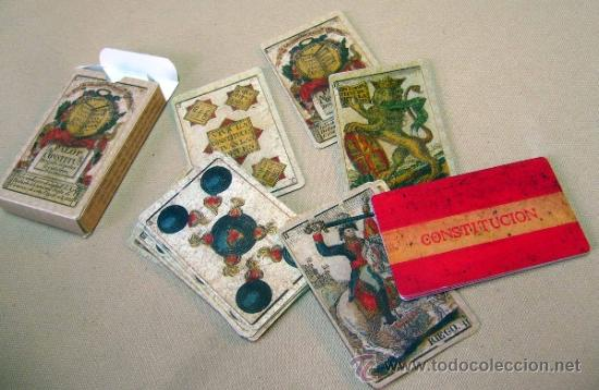 Barajas de cartas: BARAJA , BARAJA DE CARTAS, COMPLETA, FALLERA, 40 CARTAS - Foto 6 - 36274418